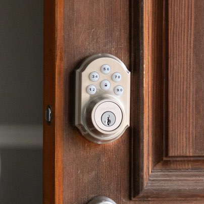 College Station security smartlock