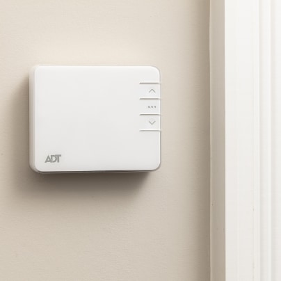 College Station smart thermostat adt